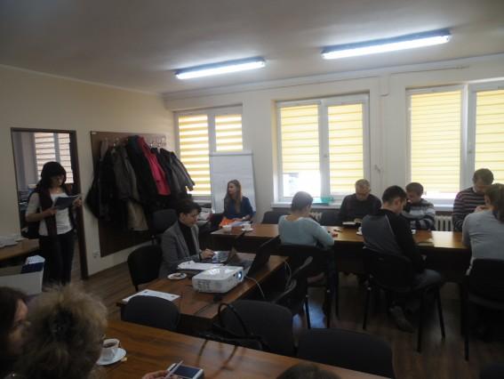Szkolenie z zakresu budowy infrastruktury turystycznej i rekreacyjnej - Czarnoziem Na Soli